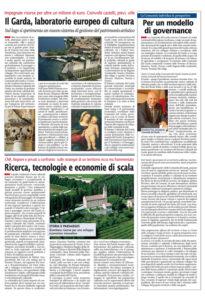 Nicola Galetti Grafico Mantova Freelance, Publiredazionale su quotidiano Libero